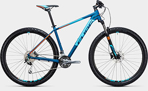biograd rental mtb bike